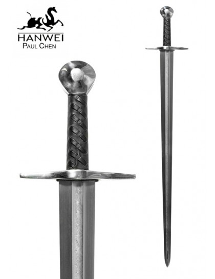 Hanwei - Sir William Marshall - damascus klinge