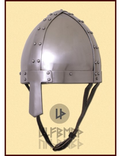 Spangenhelm, 1.6 mm steel, battle ready