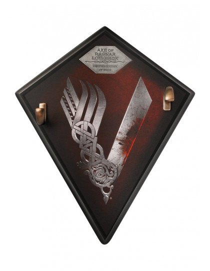 Vikings - Ragnar Lothbrok Økse - Limited Edition