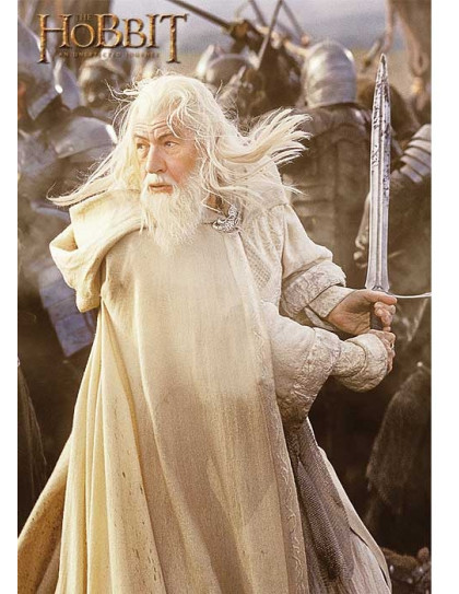 The Hobbit - Glamdring, the Sword of Gandalf the Grey