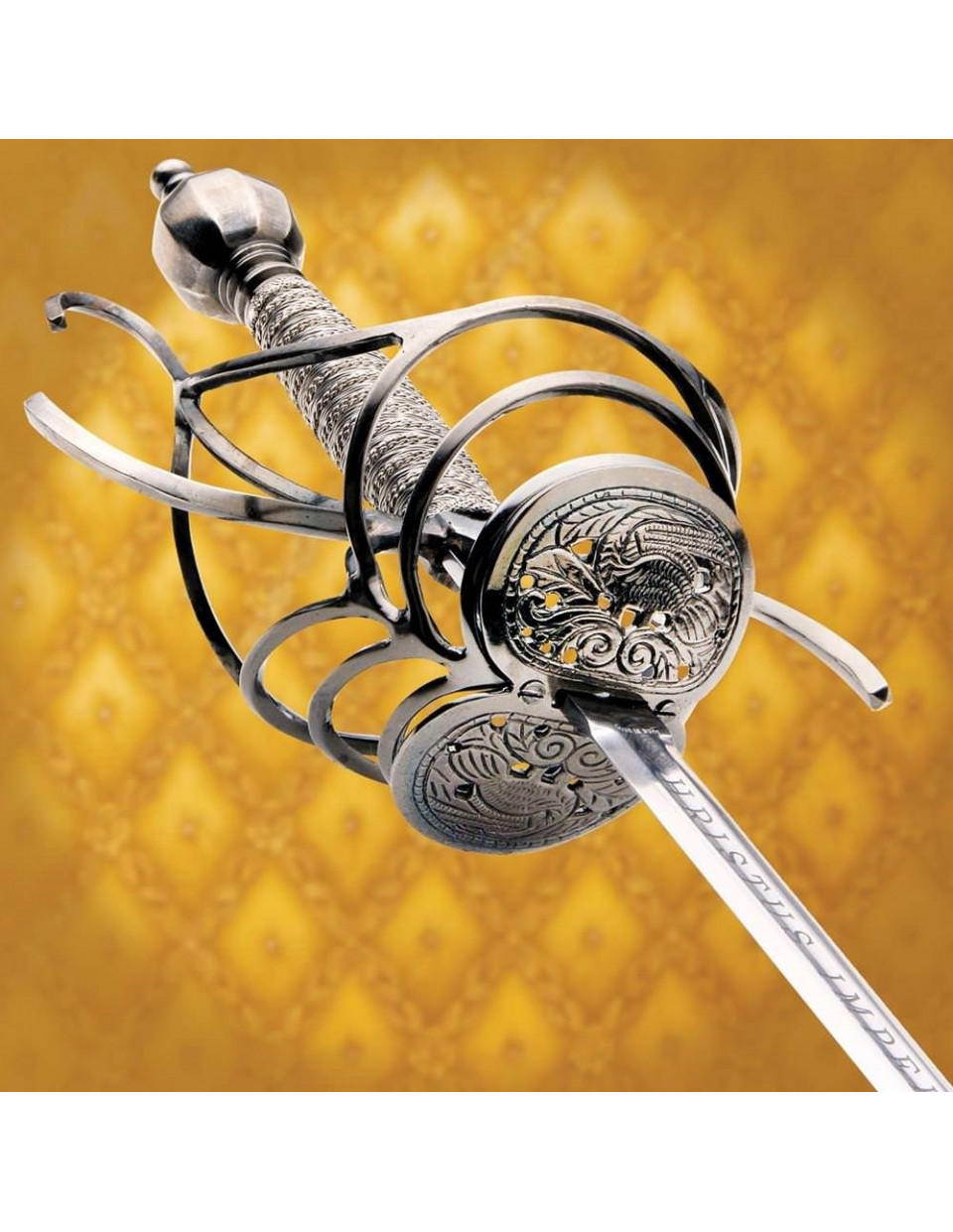 Windlass The Christus Imperat Rapier