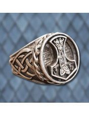 Windlass - Thors hammer tin vikinge ring