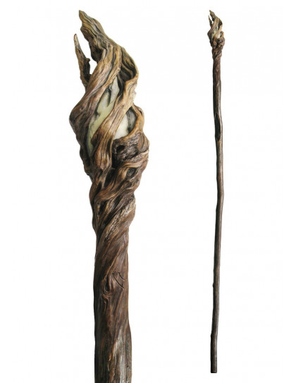 The Hobbit - Illuminated Staff of the Wizard Gandalf