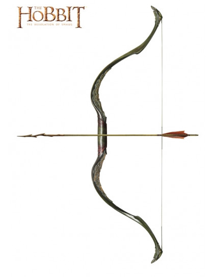 The Hobbit - Bow and Arrow of Tauriel - Dekorativ