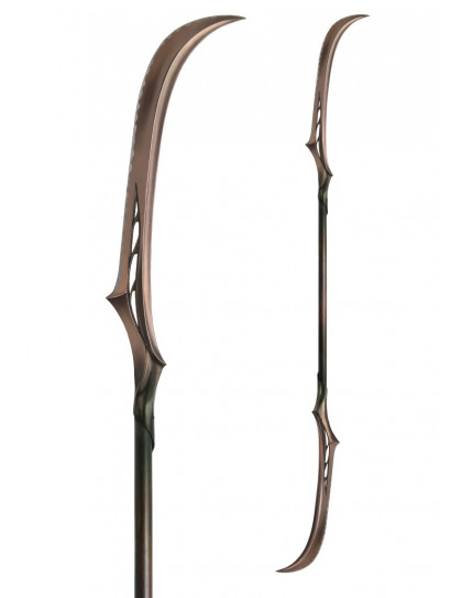 The Hobbit - Mirkwood Double-Bladed Polearm