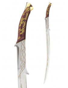 Lord of the Rings - Hadhafang, the Sword of Arwen