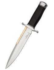 Gil Hibben - Old West Back-Up Knife, med skede