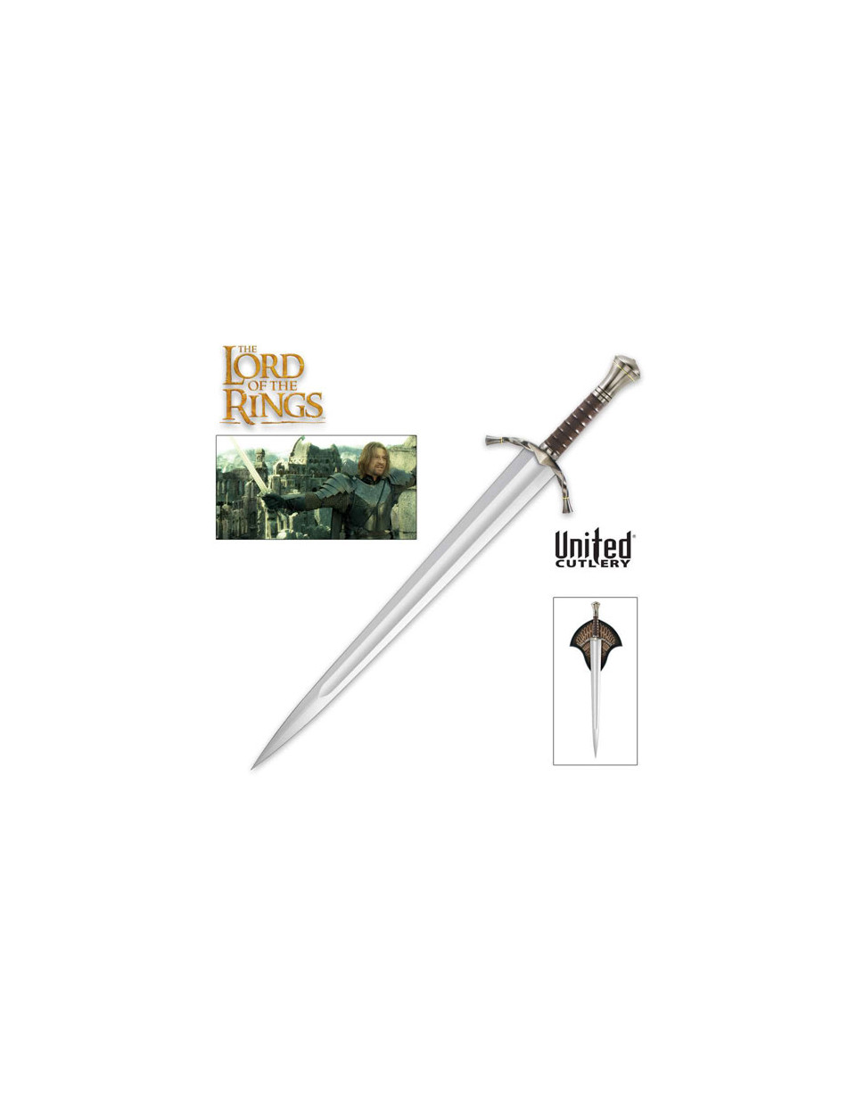 The Lord of the Rings - SWORD OF BOROMIR